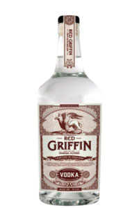 vendita RED GRIFFIN ENGLISH VODKA 40,6°